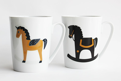 Color Changing Mug - The Lost Unicorn